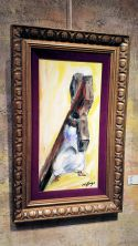 DeGrazia - Jesus Bearing the Cross
