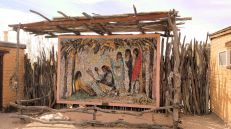 DeGrazia - Outdoor Mural