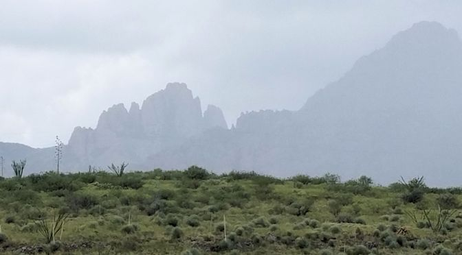Monsoons and Mountains