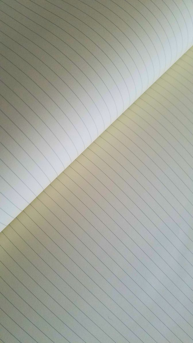 Time to Fill the Page . . .