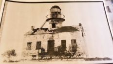 Cabrillo 7 - Lighthouse Old Pic 2
