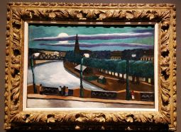 SD MOA - Moon Landscape by Max Beckmann