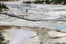 Yellowstone - Norris Geyser Basin 1