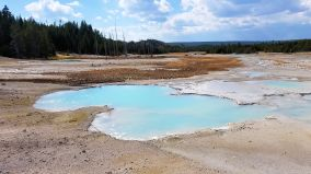 Yellowstone - Norris Geyser Basin 3