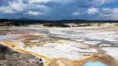 Yellowstone - Norris Geyser Basin 7