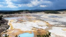 Yellowstone - Norris Geyser Basin 8