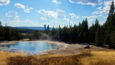 Yellowstone - Norris Geyser Basin - Black Basin