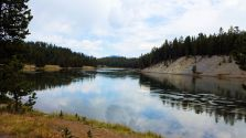 Yellowstone River - Calm after the Rapids