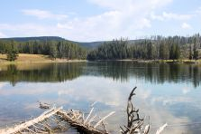 Yellowstone River - Calm before the Rapids