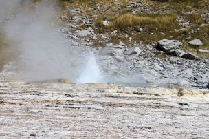 Yellowstone - UGB - Grand Geyser