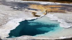 Yellowstone - Upper Geyser Basin - 14
